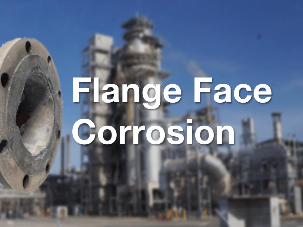 flange corrosion
