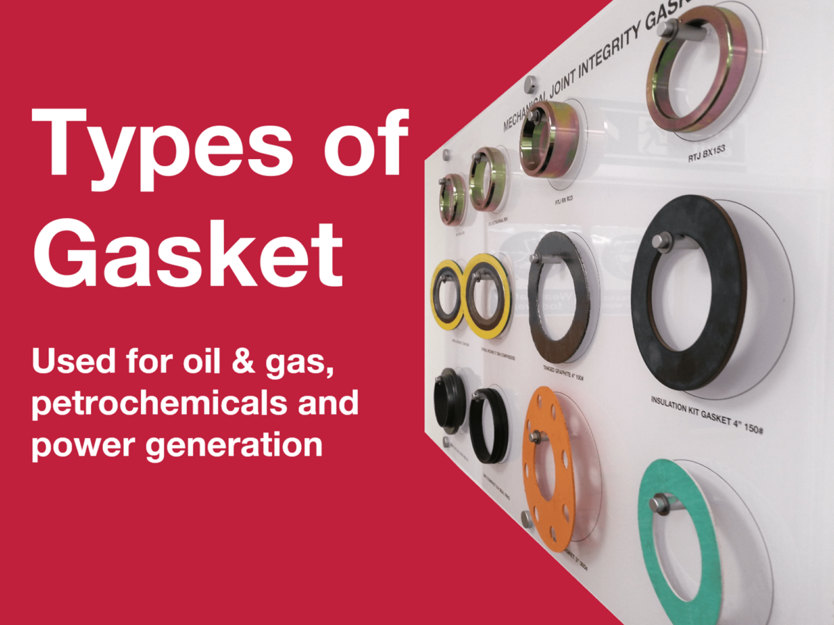 types of gasket