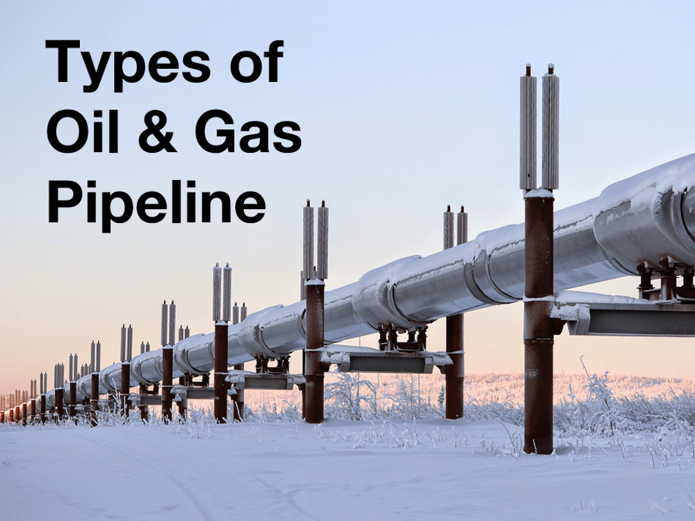 types of pipeline