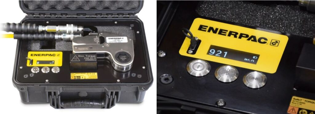 equipment to check torque wrench calibration