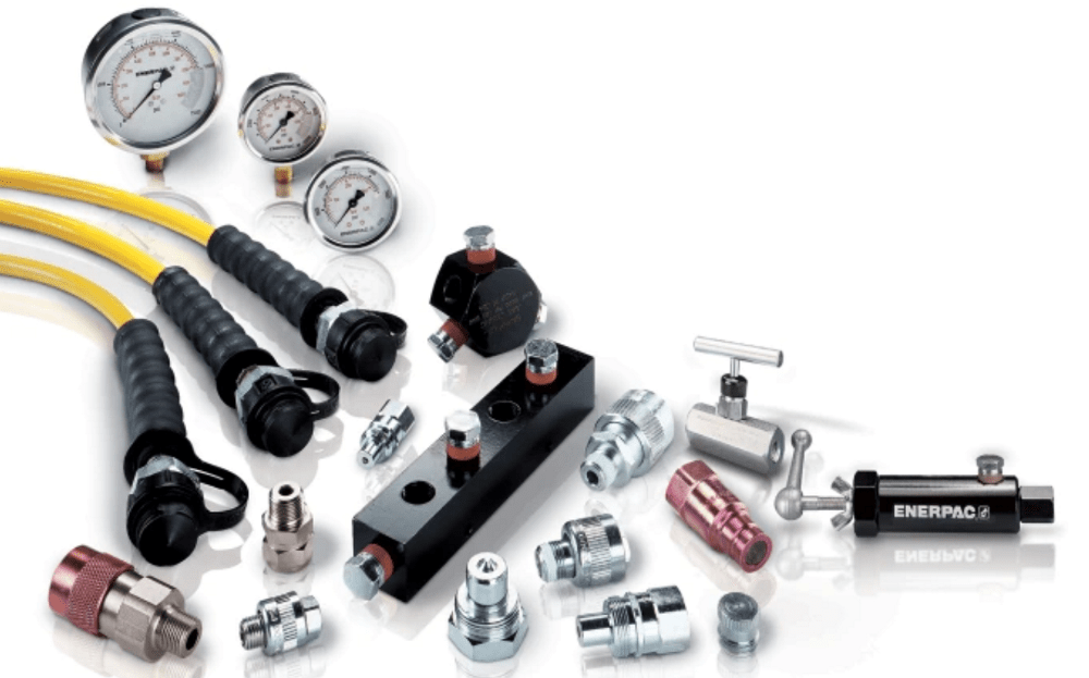 hydraulic valves and couplers