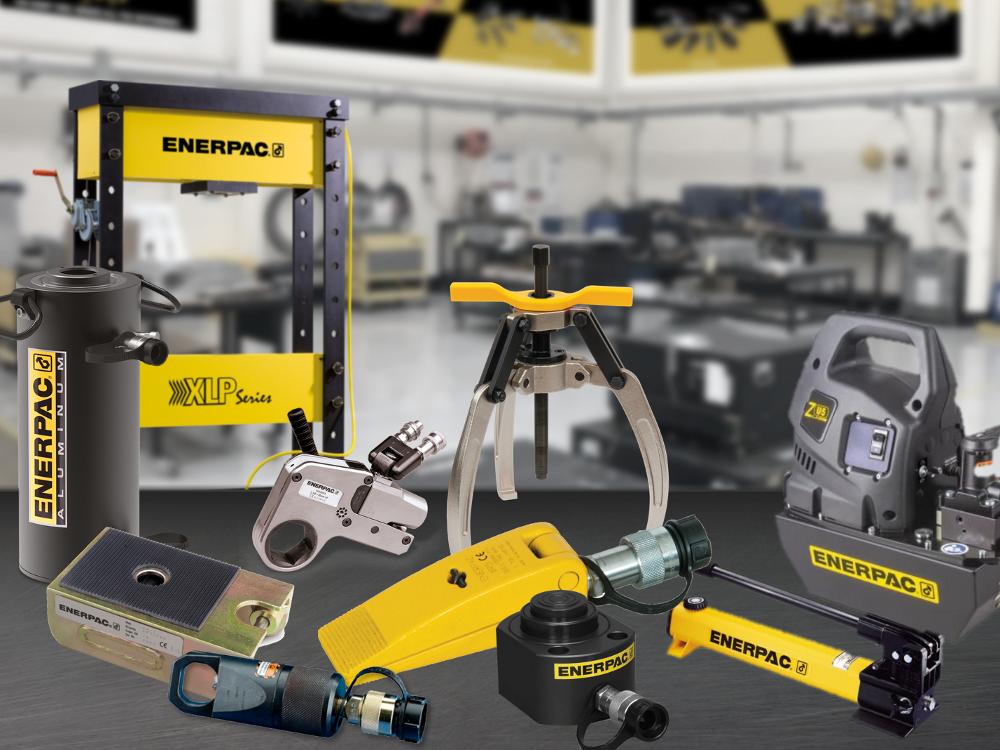 hydraulic workshop tools